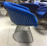 Morden Metal Leisure Restaurant Outdoor Classic Furniture Wire Dining Chair