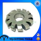 HSS R8 Half-Round Convex Milling Cutter
