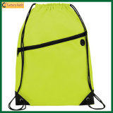 Double Compartment New Design Drawstring Backpack (TP-dB219)