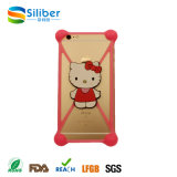Fashion High Quality All-Purpose Universal Silicone Mobile Phone Case/ iPhone Case