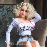158cm Silicone Sex Toy Rubber Huge Pussy Slender Waist Girl Doll for Men