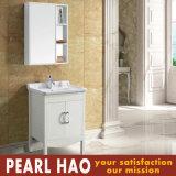 Moderrn Melamine MFC White Bathroom Cabinets Mirror