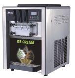 Three Flavor Soft Ice Cream Machine