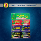 Assorted Snakes Fireworks Toy Fireworks