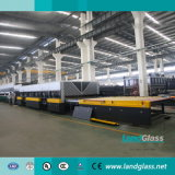 Luoyang Landglass Continuous Glass Toughening Line