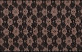 Flower Jacquard Lace Fabric for Garments with SGS (LCA01628)