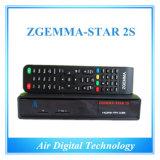 Zgemma-Star 2s Enigma 2 Linux System Digital Satellite Receiver