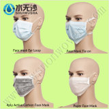 Disposable Non Woven Surgical Face Mask with Tie-on/Ear Loop