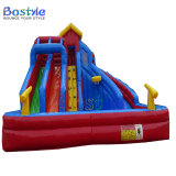 Small Water Slide Jumping Castle Inflatable Slide