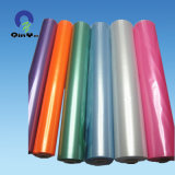 0.1mm Blue Clear PVC Flexible Film
