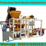 Fuda Qt4-24 Paving Block Machine Price