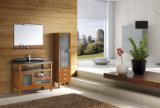 Thailand a Grand Wood,Modern Single Sink Bathroom Vanity /Bathroom Cabinet (FS-A801)