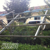 Solar Mounting Structure Brackets for Ground Panel