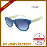 F14073 China Good Quality Bamboo Arms Sun Glasses