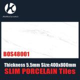 5.5mm Thickness Size 400X800mm Glazed Porcelain Tile Slim Porcelain Tiles