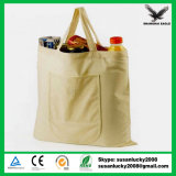 Recyclable Shopping Tote Canvas Cotton Bag