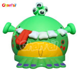 Alien Inflatable Dome Bouncer Inflatable Air Trampoline for Kids (Bb085)
