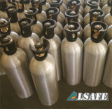 0.5L to 30L Aluminum Beverage Service CO2 Cylinders