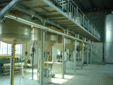 SPA Oil Production Line Turnkey Project