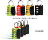Tsa Padlock, USA Customs Lock, Combination Padlock, Zinc Alloy Padlock, Tsa12068