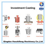OEM Investment Casting Parts Service Stainless Steel