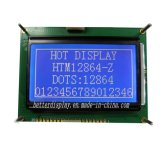 128X64 Counting LCD Blue Mode Panel Standard LCD Display Module