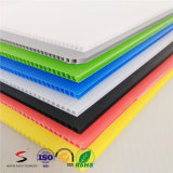 Colorful Plastic Board 3mm PP Flute Board Corrugated PP Sheet