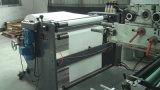Exercise Book Production Line Paper Ruling Machine Reel to Sheet
