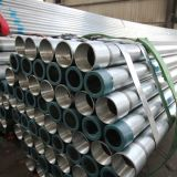 Q195 ERW Welded Pre-Galvanized Steel Fence Pipe