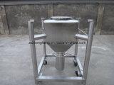Stainless Steel Hopper for Medical Blending, Rotate