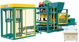 Automatic Hollow Cement Brick Making Machine (QTJ4-25) with Best Price