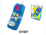 Hot Sale Plastic Toys Musical Mobile Phone (331827)