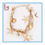 Summer Beach Multilayer Shell Star Pearl Bracelets