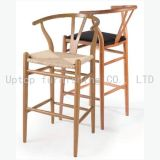 Hans Wegner Wood Wishbone Bar Chair (SP-EC805c)