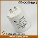 Cbb60 AC Motor Run Capacitor with CQC, Ce, VDE, RoHS