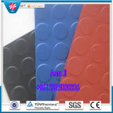 Anti-Slip Coin Flooring, Pattern Hospital Rubber Flooring