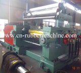 Rubber Two Rolls Open Mixing Mill with Stock Blender