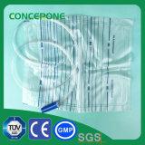 Purple or Blue Indwelling Catheter Bladder Bag