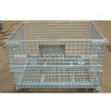 Steel Wire Mesh Warehouse Cage (1200*1000*890)