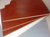 Melamine MDF/Laminated MDF Board for Furniture