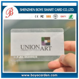 Transparent Promotional Gift VIP Membership Card