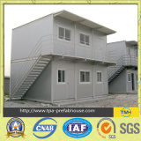 Temporary Container House Building for Worker