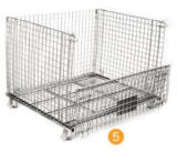 Storage Cage, Popular Wire Container (C-2)
