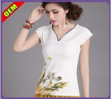Fashion Nice Printed T-Shirt for Women (W209)
