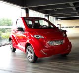 Luxury Electric Car of Range 217 Miles Per Charge