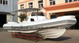 Liya 27 Feet Quality Cabin Inflatable Boat Rib Boat Manufacturer