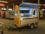 Hot Food Cart, Food Trailer, Catering Trailer