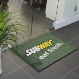 Custom Advertising Logo Floor Mat