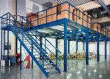 Heavy Duty Mezzanine Racking in Warehouse