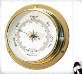 Marine Barometer Brass Case Dial 120mm